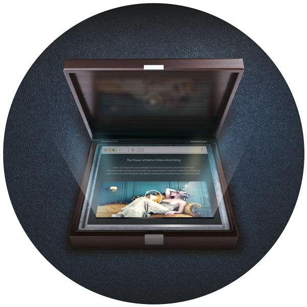 video advertising in luxury