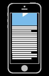 inRead iphone